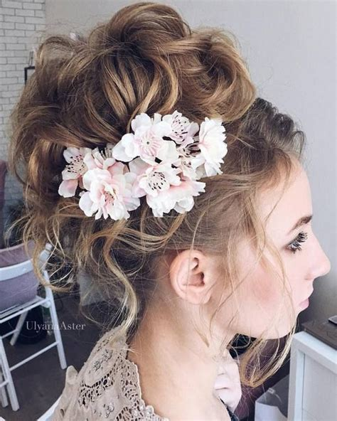 35 Wedding Updo Hairstyles For Long Hair From Ulyana Aster