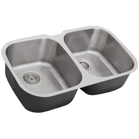 16 gauge stainless steel sink ticor s205d undermount 16 gauge stainless steel kitchen sink