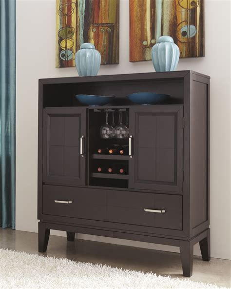 Servers Furniture by D550 60 Signature By Trishelle Dining Room Server