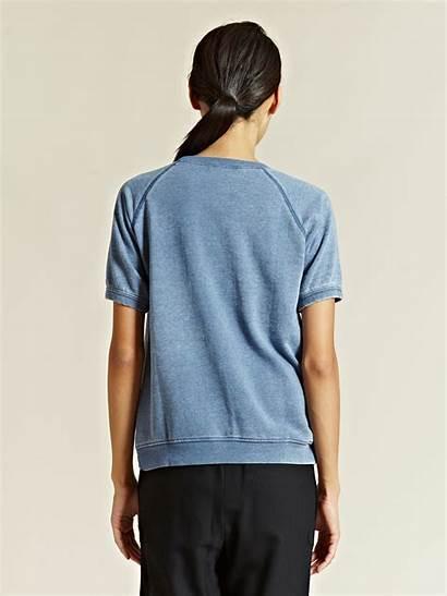 Short Sleeve Sweatshirt Womens