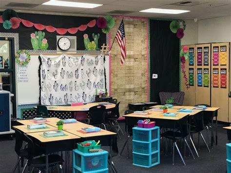 cactus classroom reveal cactus theme classroom