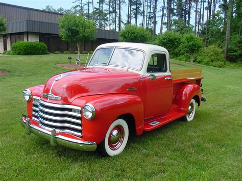 1953 Chevygmc Pickup Truck  Brothers Classic Truck Parts