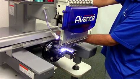 commercial embroidery machine   price avance