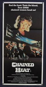 All About Movies - Chained Heat 1983 Daybill movie poster ...