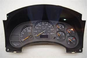 07 Chevy Kodiak Instrument Panel Gage 94669684