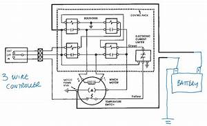 2 Post Winch Motor Wiring Diagram