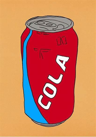 Soda Giphy Cola Gifs Sugar Tweet