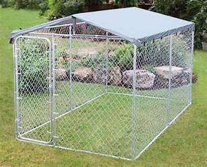 covered dog run four sizes grabone store With covered dog kennels runs