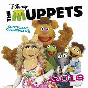 The Muppets - Calendars 2018 on Abposters.com