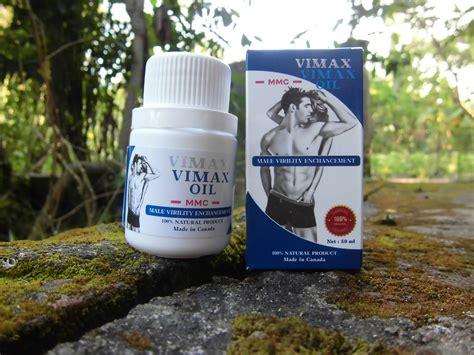 vimax oil 50 ml minyak vimax pembesar cara perbesar