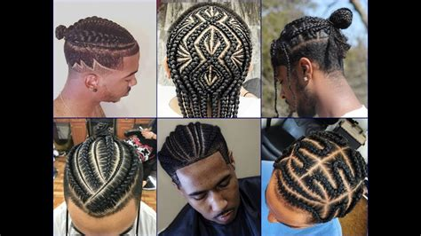 top  cool african american mens braids hairstyles