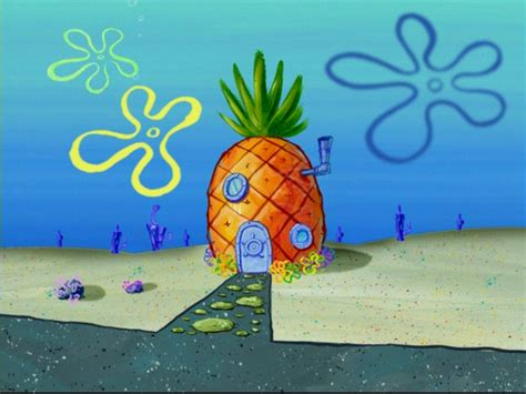 pineapple house spongebob s house encyclopedia spongebobia fandom