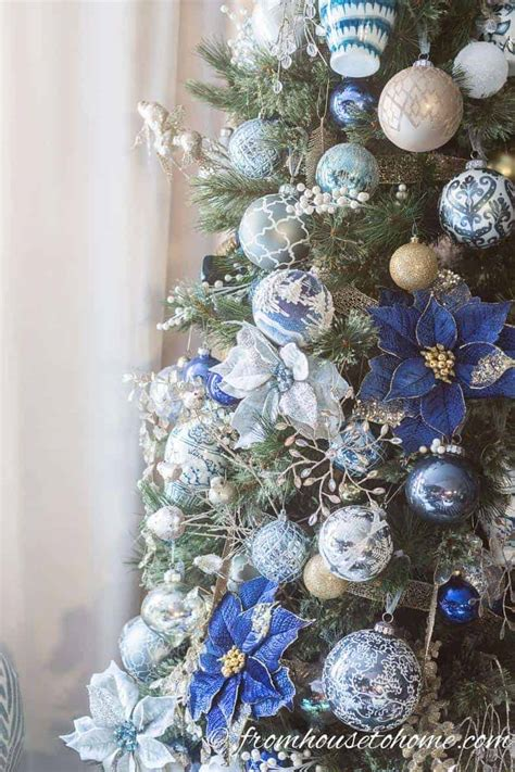 Ideas Decorating White Tree by 40 Stunning Ways To Decorate A Tree