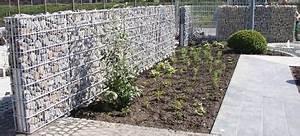 Gabionen Gartengestaltung Bilder : gabionen im garten naturstein terrasse ~ Whattoseeinmadrid.com Haus und Dekorationen