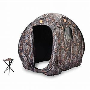 10 Best Ground Blind For Bowhunting In 2020  Reviews And