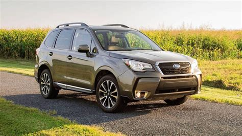 subaru forester top picture master car review
