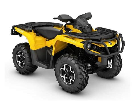 can am renegade 570 new 2016 can am outlander xt 570 atvs in fort myers fl