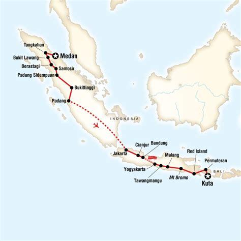 map   route  indonesia  depth sumatra java
