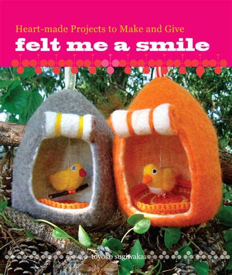 book review giveaway felt   smile