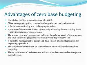 Budget In Excel Template Zero Based Budgeting