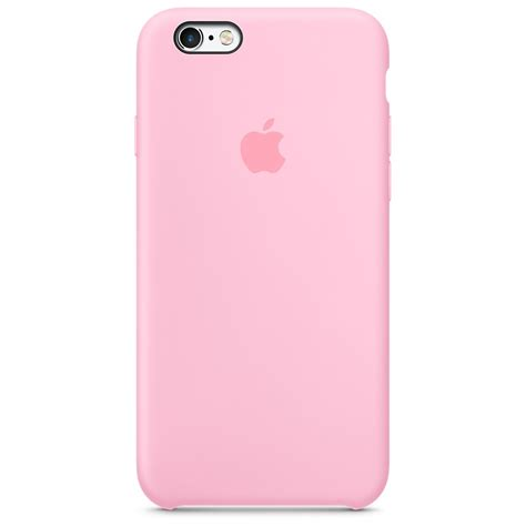iphone 6 cases apple apple iphone 6 6s silicone light pink smartykoo