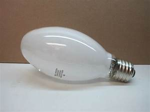 Hr250dx  Tu 250 Watt Delux White Mercury Vapor Lamp Light