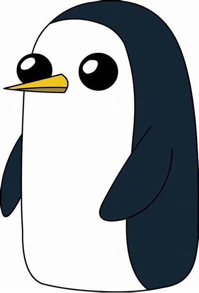 Penguin King Gunter Ice Finn Drawing Villains