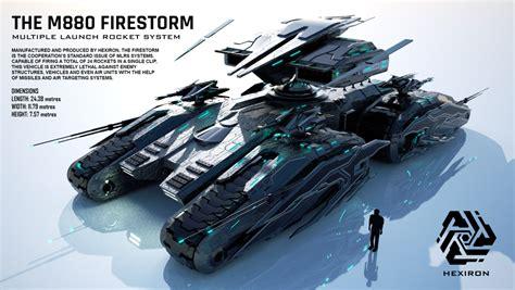 Mass Effect Wall Paper M880 Firestorm Mlrs Close Combat Updated By Duskie 06 On Deviantart