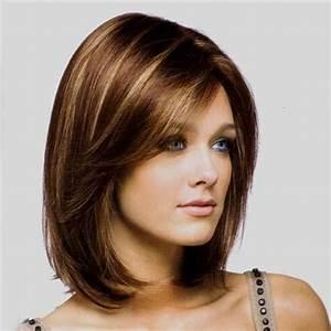 Coupe Cheveux Carré Mi Long : coiffure coupe carr mi long coupe cheveux mi long carr highfly ~ Melissatoandfro.com Idées de Décoration