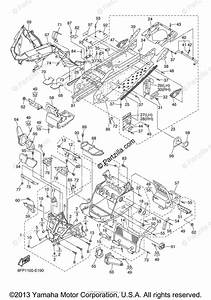 Yamaha Snowmobile 2006 Oem Parts Diagram For Frame