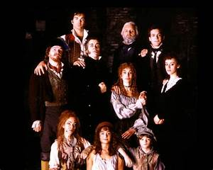 The Original Broadway Cast of Les Miserables, including ...
