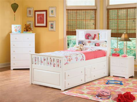 Stow Away Bookcase Captains Bed (boys