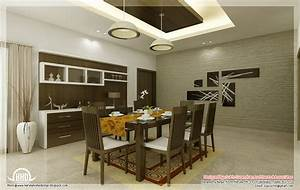 Kitchen and dining interiors house design plans for Kitchen dining interior design