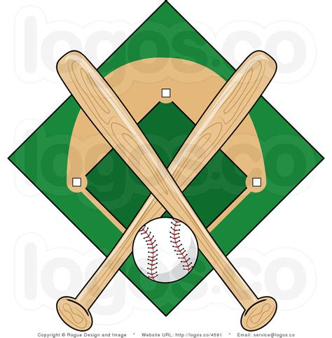 Baseball Field Clip Black And White Baseball Field Clipart Clipart Panda Free