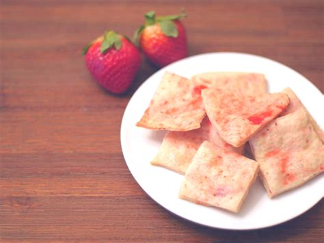 Strawberry Crackers Bethany King
