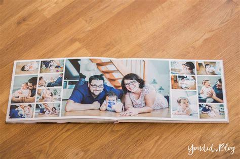 unser baby fotoalbum von saal digital fotobuch test
