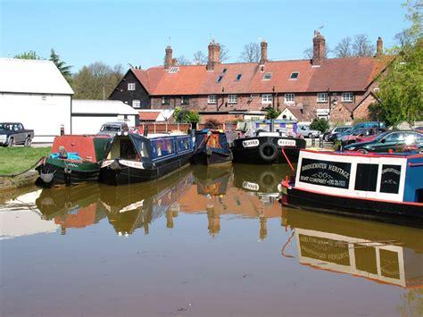 Old Boatyard Worsley bridgewater canal boatyard at worsley