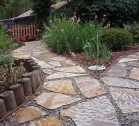 nice path and patio design ideas Garden Walkways Tips and Ideas - Quiet Corner
