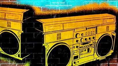 Hop Hip Rap 90 Background Instrumental Simple