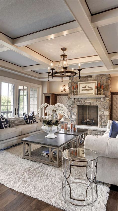 Rustic Home Decor Ideas by Adorable Cozy And Rustic Chic Living Room For Your
