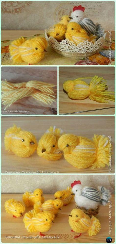 diy yarn crafts ideas projects  crochet