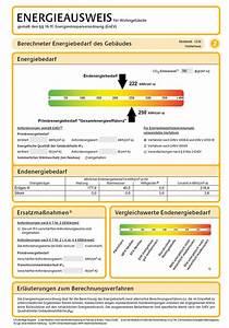 Energieausweis Haus Berechnen : energieausweis werte haus dekoration ~ Themetempest.com Abrechnung