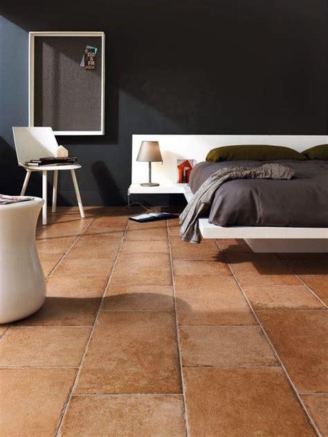 terracotta tiles black  white