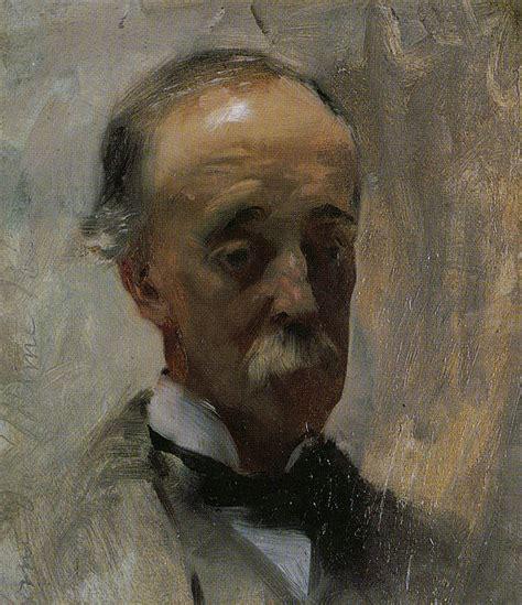 John Singer Sargent - Dr Fitzwilliam Sargent