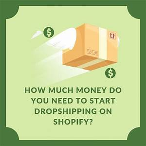 How Much Does Shopify Dropshipping Costs