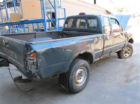 toyota foreign car parting out a 1995 toyota pickup stock 100562 tom