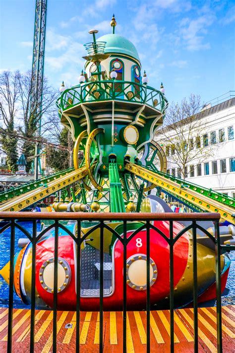 Tivoli Gardens, Copenhagen - Sweet Cs Designs