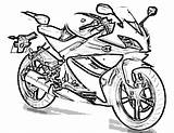 Coloring Motorcycle Pages Printable Police Motor Filminspector Getcolorings Coloringkids sketch template