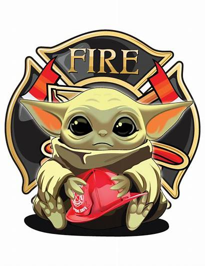 Yoda Nurse Cna Babyyoda Ems Svg Firefighter