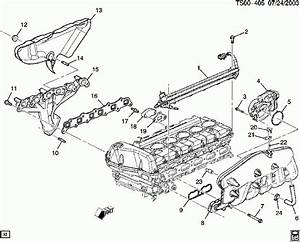 2003 Chevrolet Trailblazer Engine Diagram